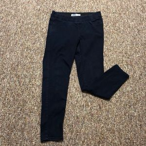 Old Navy Rockstar Jeggings, Dark Denim Size 10